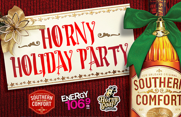 Horny Holiday Party | Energy 106.9