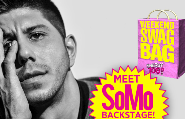 Swag bag win tickets and meet somo energy 1069 m4hsunfo