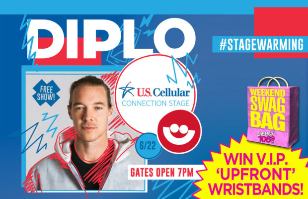 Diplo twitter contest giveaways